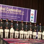#Pakistan s women cricket team honoured at ShirkatGahs Natl Conference on Peace,Pluralism&Democratic Norms #Lahore http://t.co/BD4VsTfk6G