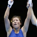 RT @DDNational: Mary Kom Wins a historic gold in #AsianGames2014 http://t.co/zE2RvJVTva