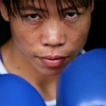 Doordarshan and all Friends of DD congratulate. Our Magnificent Mary! on winning her first ASIAD GOLD #AsianGames2014 http://t.co/yODdfPfPnU