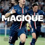 RT @infos140: ????À LA UNE de LÉquipe, David Luiz et le PSG ont été magiques face au Barça (3-2) http://t.co/GTDWoQzuOc