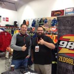 RT @thecoverallshop: Really great to have Trav from @Zed989RedDeer on site today for our big sale - thanks for coming! #RedDeer #hugesale http://t.co/j29zuSc4QF