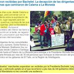"""RT @ceppdi: Octubre 2009. """"No fueron recibidas por Bachelet. Decepción de dirigentas indígenas que caminaron en defensa Tatio"""" http://t.co/J1ZxCpzIaV"""