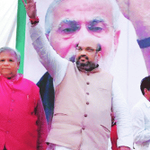 RT @IndianExpress: DP Yadav is back, shares poll stage with @AmitShahOffice | http://t.co/owmo7XTrvS http://t.co/8Q4I5ukfhI