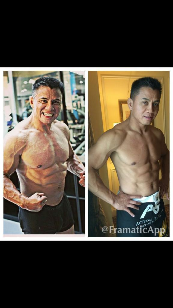 The Cung Le on the medicine http://t.co/9YNwzjB2jp