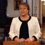 Presupuesto 2015: Bachelet destacó gastos en educación, salud y protección social http://t.co/d7cf6khq7y http://t.co/nNA4mVRERG
