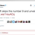 CBS News: Microsoft announces iOS 10. http://t.co/ead3xlN2hz
