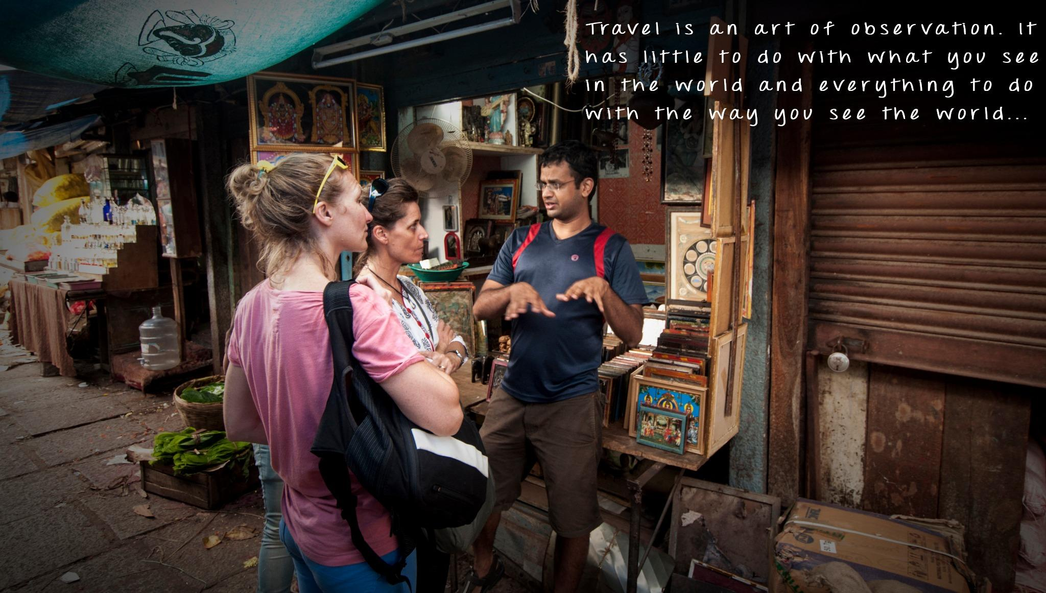Travel has little to do with what you see in the world and everything to do with the way you see the world. http://t.co/BBcw7veg7b