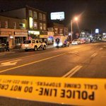 Fatal Stabbing Eglinton Ave and Glenholme Ave in @TorontoPolice 13 Div. Victim pronounced on scene. #cbcto http://t.co/jF8xKDbUww