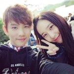"""141001 Krystal - bsd_lucky instagram update http://t.co/DLWVzzmVry http://t.co/jMo4oXEBC2"""""""