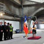 Presidenta Bachelet inauguró túnel Vivaceta que une Costanera Norte con Ruta 5 http://t.co/r3ZRwxfXsq http://t.co/VxWzhxToDi