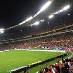 Un estadio delirante y pletórico que vino a ver al Rojinegro Querido! #AtlasLlenaElJalisco http://t.co/qd9tuJmmXi