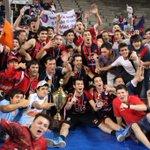 RT @redguaranitv: ¡Gracias a todos por seguir la final de la liga Metropolitana De Básquetbol! ¡Salud @ccp1912oficial ! #BasquetRG http://t.co/PPdpXS4ULV