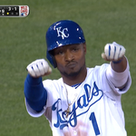 RT @BleacherReport: VIDEO: Royals Jarrod Dyson dances after stealing 3rd base in the 9th inning of the #ALWildcard http://t.co/qVsPJU534L http://t.co/DHHqkU8mDw