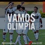 RT @elClubOlimpia: ¡DE PIE SEÑORES! ¡HOY JUEGA #OLIMPIA! #MasUnidosQueNunca http://t.co/ZXj7KsoIeM