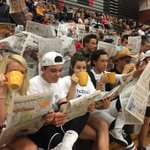 RT @360TMart: Who says high school kids don't read the print edition of The Columbian. https://t.co/FjpHErbFuE
