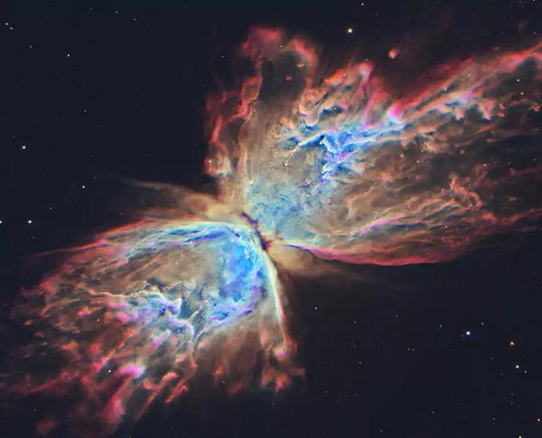 #Astronomy Picture of the Day: The Butterfly Nebula from Hubble  http://t.co/gT4oersteD http://t.co/1V3LMGP94a
