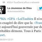 RT @policedutweet: Oui tas raison ma couille. Cest pas exagéré dutoutdutoutdutout. http://t.co/eusJ2a373c