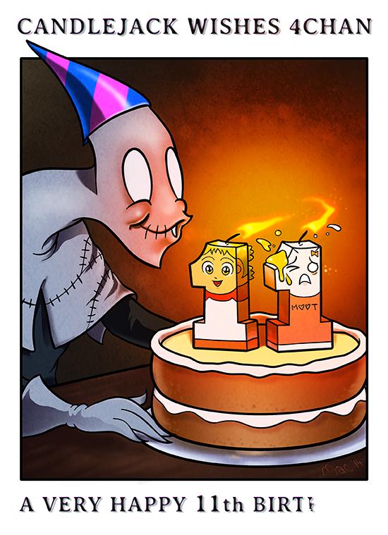 Happy 11th Birthd- http://t.co/tdQjYXJlcJ