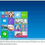 #Microsoft announces #Windows10, skips version 9 to emphasize advances http://t.co/3Q4xIQL5aF http://t.co/SypQ6BLIEv
