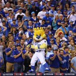 RT @MLBONFOX: The @Royals are going to the ALDS! GO CRAZY KC!!! #OAKvsKC #ALWildcard #TakeTheCrown http://t.co/6XyaKVRmie