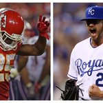 RT @SportsCenter: Great 2 days in Kansas City: · Chiefs beat Patriots, 41-14 · Royals beat As in extras, 9-8 http://t.co/wpMYBtz8dF