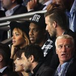 Jolie brochette pour superbe victoire... @PatrickBruelOff @Beyonce #PSG http://t.co/rruYmlIIJB