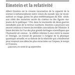 Bonjour @lemondefr votre supplément sur Einstein est il disponible en numérique? http://t.co/73KnphCHDh