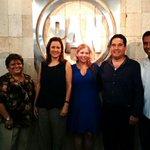 Directiva de @FCastilloPeraza con @Mzavalagc en Mérida @MarioArchundia1 @cruznucamendi @adryccion @HugoYuc .. http://t.co/YFOXxFdvfD