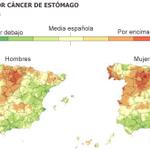 RT @el_pais: El mayor mapa de incidencia del cáncer en España demuestra la desigualdad por regiones http://t.co/pPJambVE0P http://t.co/TdgP7vpzMN