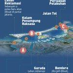 RT @detikcom: Giant Sea Wall akan jadikan Teluk Jakarta sebagai situ air tawar raksasa. Baca Majalah Detik http://t.co/gb3uxre3Dm http://t.co/SEDrIFrMWd