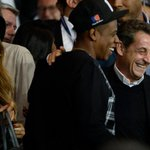 RT @BFMTV: CAFE POLITIQUE - Quand Sarkozy et Jay-Z se bidonnent devant PSG-Barça http://t.co/tYpkk0AjNR http://t.co/asCaa3UJS1