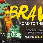 RT @FEUCSO1415: Tams, let us all rally to the Smart Araneta Coliseum to support the FEU MBT! Game starts at 6pm! #BeBrave http://t.co/0oPjFsPscp