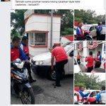 Abang2 #posmen bantu seorang pelanggan tukar tayar kereta di Caw. Pos Sg.Buloh @gooddeed_my @ohmedia_my @FriendsofBN1 http://t.co/oborX4OCCl