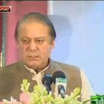 RT @PTVNewsOfficial: Prime Minister Nawaz Sharif addresses ceremony in Wazirabad. Live Stream http://t.co/yuNizYhKmg http://t.co/yGqhRJN0gx