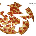 Sykes and Picot go out for a pizza http://t.co/0aUFV8Mevv