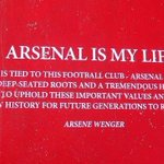 RT @afcantonito: Rejected Real Madrid 3 times. #Wenger18 http://t.co/0s6aBcayPm