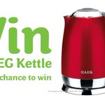RT @ao: #Win this AEG Kettle from @ao to review and keep! Just RT and tell us, Whats your favourite hot drink? http://t.co/QJKlo3L5pP