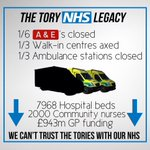 RT @Mr_Slater: Actions speak louder than words. Look at David Camerons record on our NHS ... #CPC14 #NHS http://t.co/3AFW9eIzBe