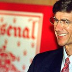 RT @arsenalfantv: Congratulations to Le Boss Arsene #Wenger. 18 years as @Arsenal manager today. Has produced our best ever football. http://t.co/9SbLbnbY5e