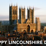 Happy #LincolnshireDay! Celebrate with free tours and activities in Lincoln today: http://t.co/TQo5ioljVm http://t.co/XqXky3Siqn