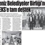 RT @yorexTr: Akdeniz Belediyeler Birliğinden YÖREXe tam destek http://t.co/R3byeQwDis http://t.co/13NnRO94pz