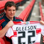 Congratulations on a great career to former Warrior @MartinGleeson4 Good luck in your new coaching role at Salford http://t.co/EWTLXffbP2