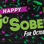 ITS HERE! Step away from the booze. Grab yourself a soft drink. Tell everyone. And unleash your inner sober-hero! http://t.co/uHghh5JDzc