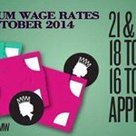 RT @businessgov: The National Minimum wage changes today, is your business ready? http://t.co/VODfggeu0q http://t.co/Qh50HCfr4y