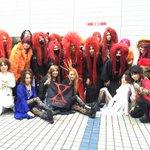 RT @WOWOW_hogaku: 【生中継! X JAPAN WORLD TOUR 2014 at YOKOHAMA ARENA】 気合の入ったファンの方々が会場に集結!!⇒http://t.co/F1AUfMFN5Z #wowow #XJAPAN #WeAreX http://t.co/28kDzTYFe4