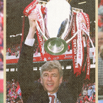 RT @TheSunFootball: Happy anniversary Monsieur Wenger. 18 years @Arsenal. Whats your favourite memory of his time in England? #Wenger18 http://t.co/o7J87Z1G0u