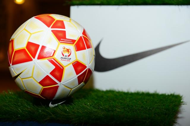 AFC Asian Cup 2015 ball UNVEILED! Read about it here: http://t.co/QrhwewfCBL http://t.co/uoBcWVHPOl