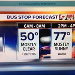Hello #october sun! High 77 but rain on the way. When? Turn us on @WCPO #9wakeup http://t.co/LV6JQ8FA8X