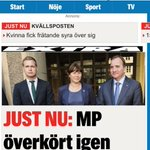 RT @Sjoshult: MP överkört igen - allt om regeringsförhandlingarna och kärnkraften på Expressen.se http://t.co/ENPFCTD3cD