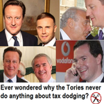 .@David_Cameron your tax dodging chums cost us over £100bn every year #CPC14 http://t.co/Ep6skhXpx9
